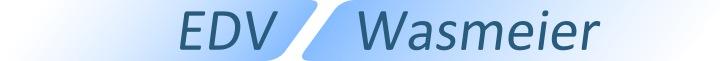 EDV-Wasmeier Logo